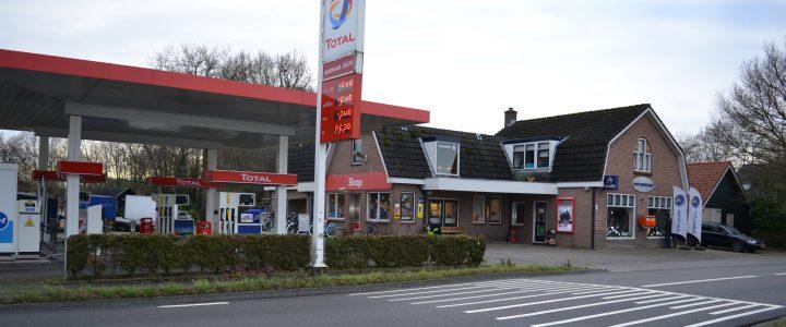 Gert Bast mist inkomen tankstation
